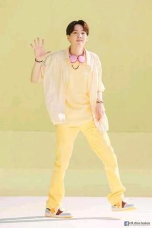 BTS Dynamite Official MV Photo Sketch
