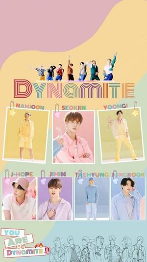 Bangtan Boys ❤ Dynamite
