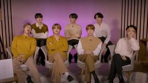 BTS on The Tonight tampil || hari 3