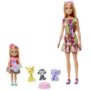 Barbie and Chelsea: The Nawawala Birthday - mga manika