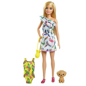 Barbie and Chelsea: The Lost Birthday - poupées