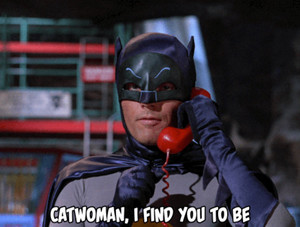 batman (1966) || That Darn Catwoman