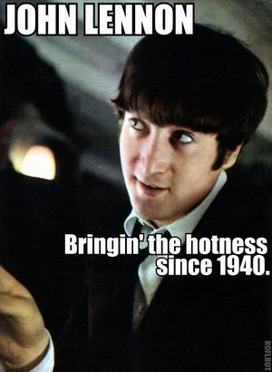 Beatles meme