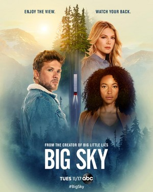 Big Sky || Season 1 || Promo Poster