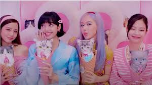Blackpink x Selena Gomez Ice Cream