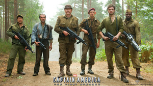 Captain America: The First Avenger || Howling Commandos