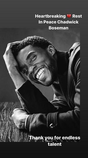 Chadwick Boseman (1976 - 2020)