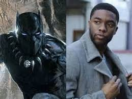 Chadwick Boseman As Black तेंदुआ, पैंथर