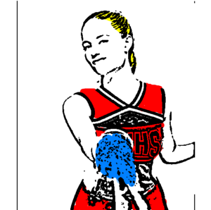 Colored quinn fabray