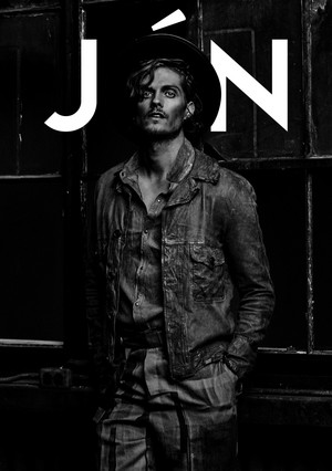 Daniel Sharman - Jon Magazine Photoshoot - 2020