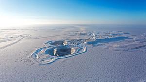 Diavik Diamond Mine, Northwest Territories