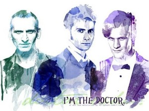 Doctor Who (9-11)
