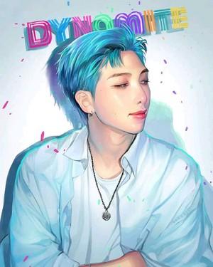 Dynamite Fanart RM