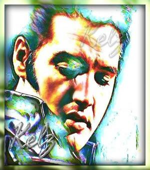 Elvis fan Art