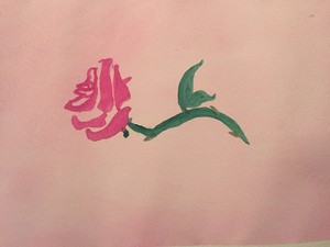 마법에 걸린 사랑 Rose