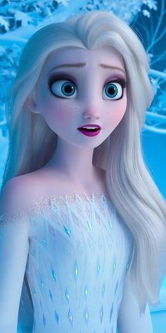 Холодное сердце 2: Elsa