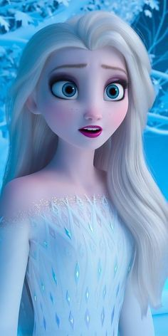 Nữ hoàng băng giá 2: Elsa