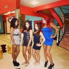 Gabi, Dani, Gia and Erica