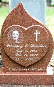 Gravesite Of Whitney Houston