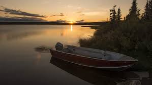 Great menanggung, bear Lake, Northwest Territories