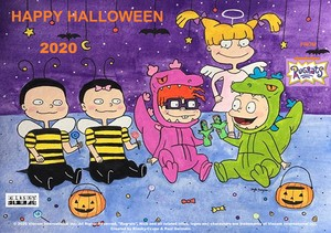 Happy 할로윈 2020 from Rugrats!