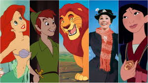 Iconic Disney Characters
