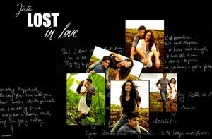 Jack/Kate wallpaper - lost In amor
