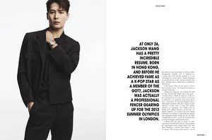 Jackson for August Man