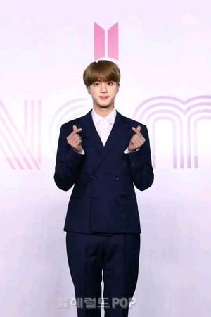 Jin (Dynamite Global Press Conference)