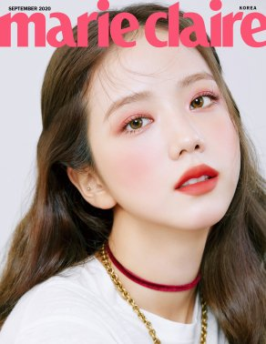 Jisoo Dior Marie Claire Magazine September 2020 Issue