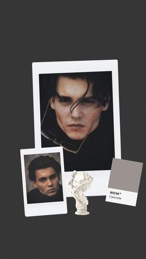 Johnny Depp aesthetic