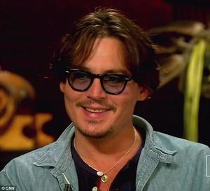 Johnny Depp's Got A Smile For あなた