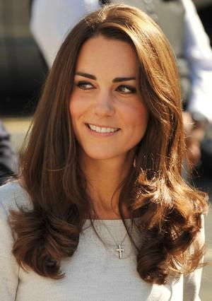 Kate ~ Visit to the Royal Marsden Hospital (2011)