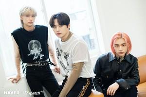 Lee Know, Hyunjin, Felix - '[IN生]' Promotion Photoshoot por Naver x Dispatch