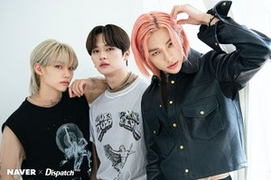 Lee Know, Hyunjin, Felix - '[IN生]' Promotion Photoshoot by Naver x Dispatch