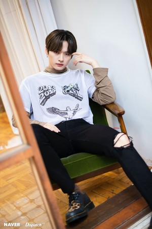 Lee Know - '[IN生]' Promotion Photoshoot por Naver x Dispatch
