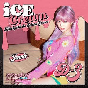 "Jennie""ice cream""teaser"