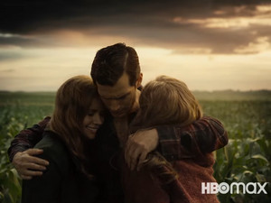 Lois, Clark and Martha