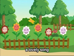Lovely araw | Famïly Sïng Along - Muffïn Songs