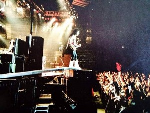 Paul ~Gothenburg, Sweden...September 16, 1988 (Crazy Nights Tour)