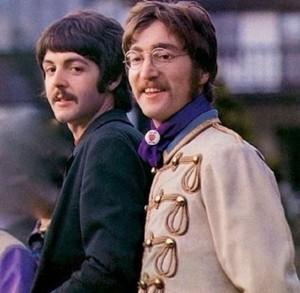 Paul and John❤