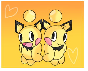 Pichu Brothers Chao