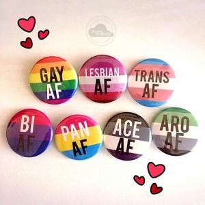Pride Pins ✨