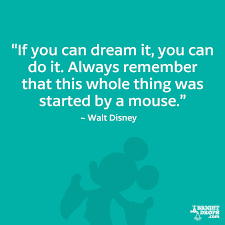 Quote From Walt Дисней