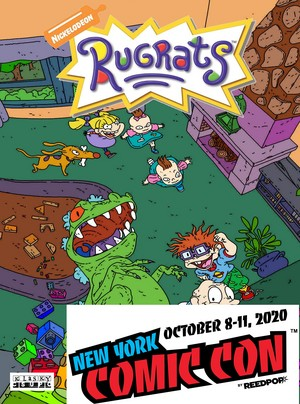 Rugrats At New York Comic Con 2020 Panel 3 Poster