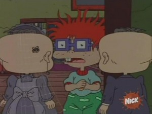 Rugrats - Ghost Story 112