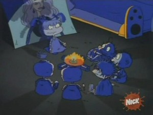 Rugrats - Ghost Story 152