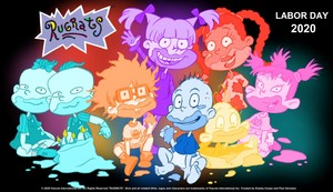 Rugrats Labor 일 2020 Poster