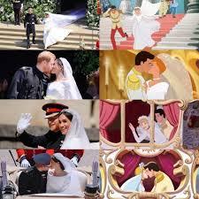 Similarities Between 2018 Royal Wedding And सिंडरेला Wedding