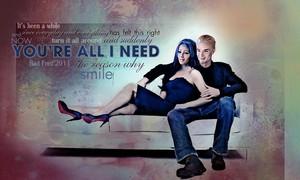 Spike/Illyria wolpeyper - All I Need